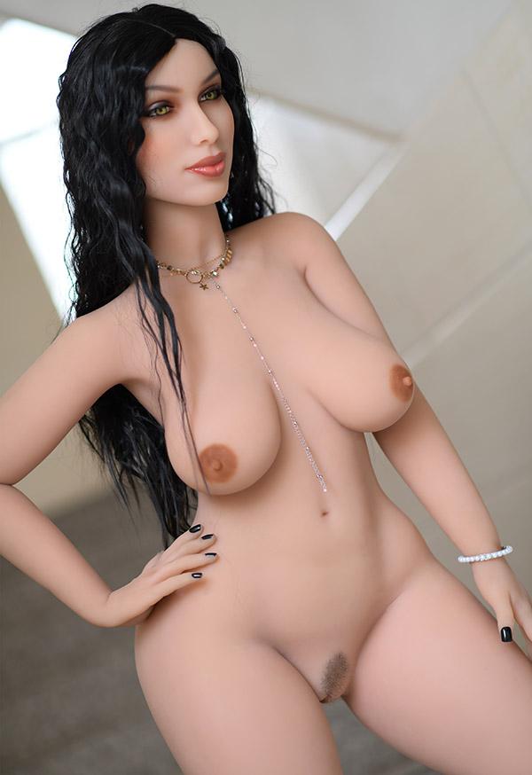 kristin 151cm g cup bouncing tits lifelike curvy sex doll