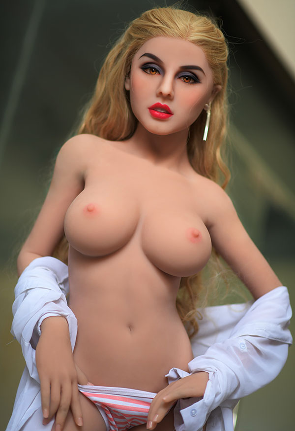 erika 150cm c cup blonde petite realdoll