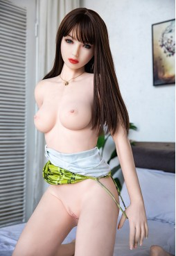 """Lily 162cm 5'3"""" B Cup Young Sex Doll"""