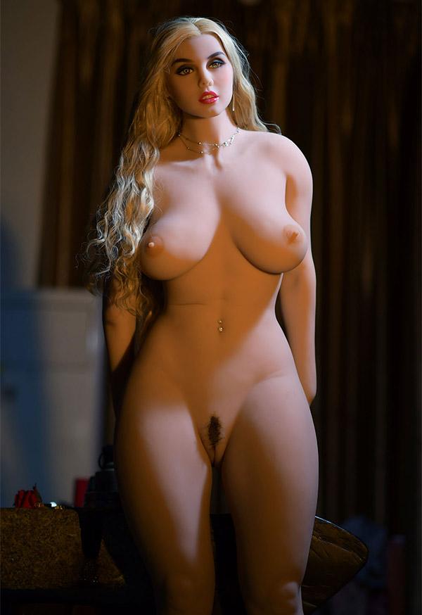 Kristina 169cm j cup blonde sex doll