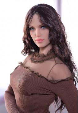 Daniela 163cm  B Cup Muscle Sex Dolls Mature Lady