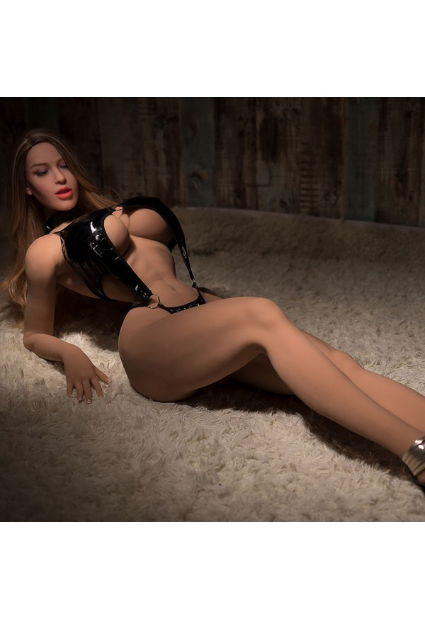 alexandra 168cm j cup realistic curvy sex doll with huge boobs