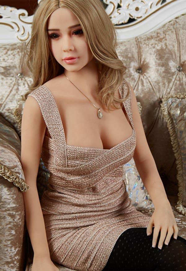 Buy High Quality catalina 165cm f cup big busty blonde sex dolls on sexdolltribe.com