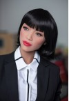 katherine 165cm f cup sexy office lady japanese sex doll
