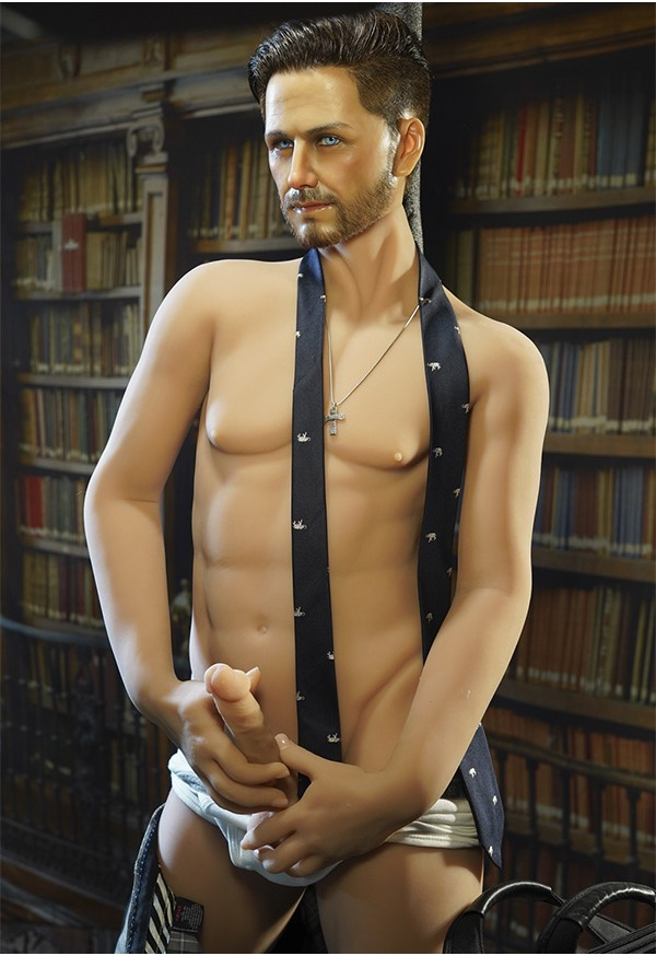 jason 167cm male sex doll for womon silicone head and tpe body