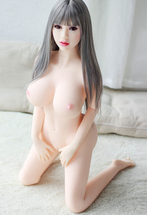 charlie 140cm d cup sexy maid busty sex doll