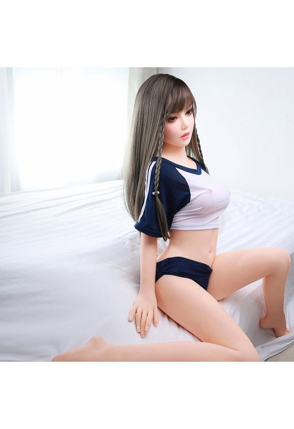 freya 148cm b cup pussy sexy girl tpe sex doll