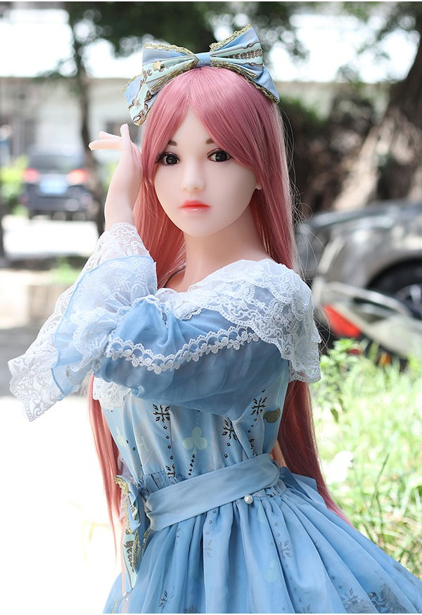 natalia 148cm b cup sexy real sex doll anime