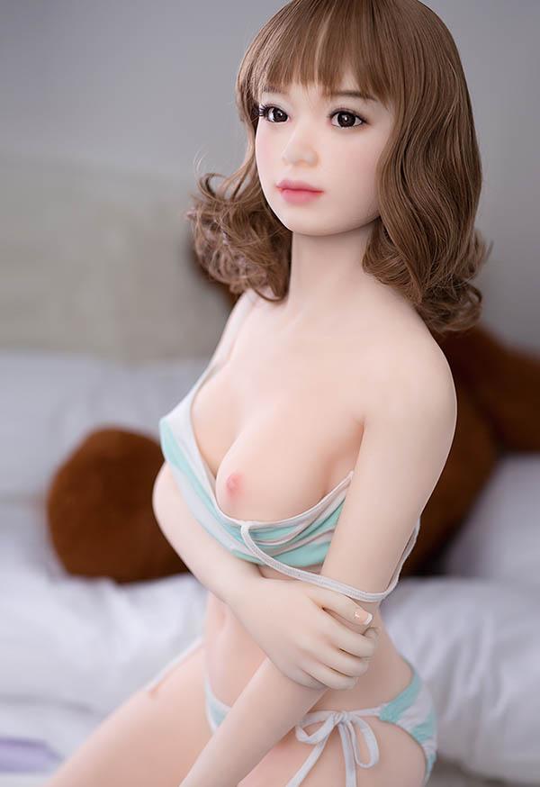 brinley 150cm a cup step-daughter mini sex dolls