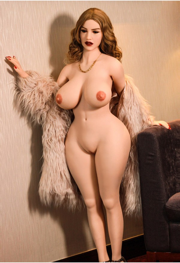 jessica 152cm g cup curvy chubby sex doll with big ass