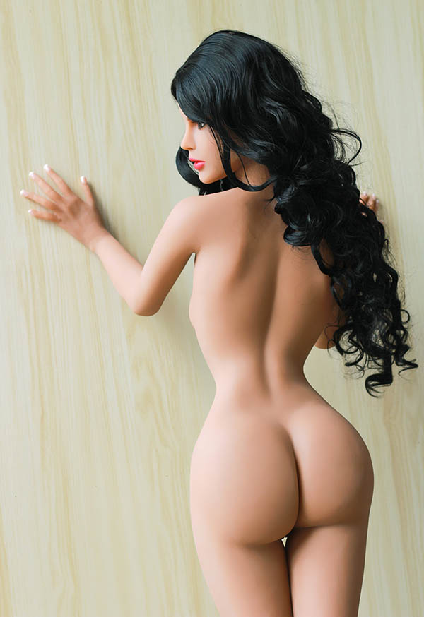 astrid 155cm a cup glamour sexy rear love doll