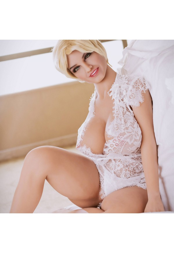Ariel 155cm I Cup MILF Blonde Big Ass Sex Doll