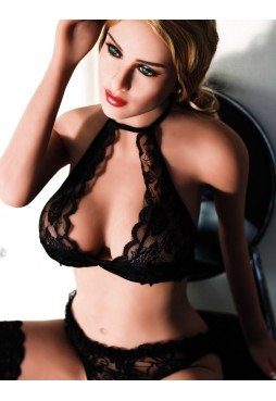 Cameron 158cm D Cup Blonde Real Sex Doll
