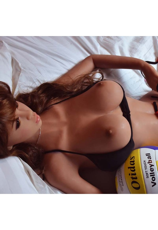 """Lauren 160cm 5' 2""""  C Cup Young Real Sex Doll"""