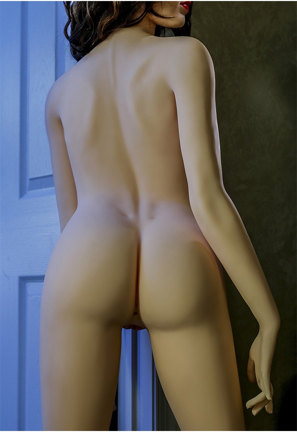 elle 160cm a cup korean wifey material love doll