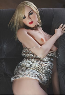 Anne 160cm A Cup Sexy Actress Celebrity Sex Dolls