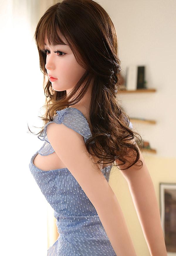 darla 160cm b cup curly hair japanese love doll