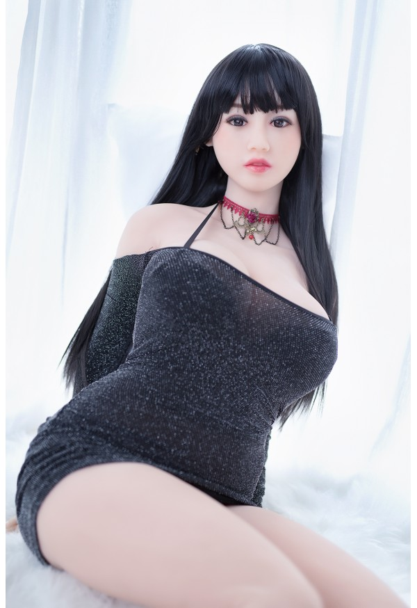 poppy 160cm f cup lie size japanese sex doll with big tit