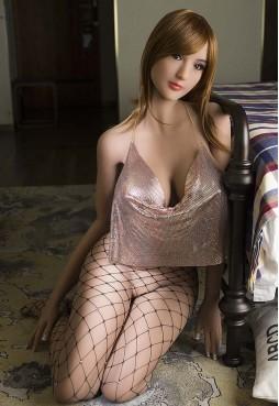Frances 161cm G Cup Sexy Blonde Milf Sex Doll