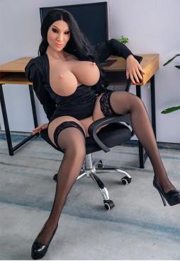 Victoria 162cm N Cup Big Boobs and Big Ass Mature Sex Doll