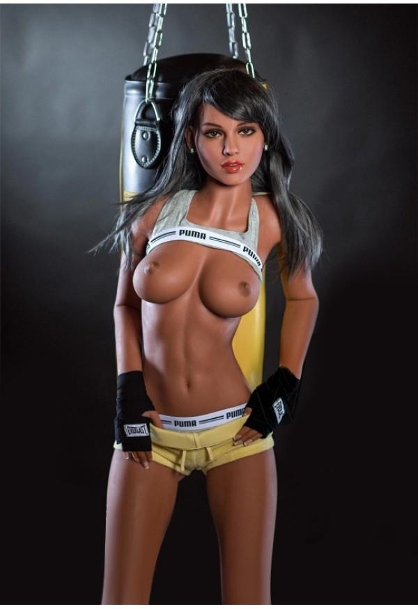 chaya 166cm c cup sexy latina boxer love doll