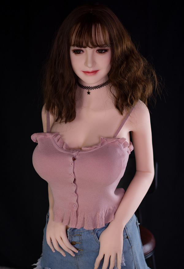 harlene 165cm d cup smile girl with big boobs young real doll
