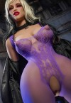 holly 165cm f cup sexy vampire sex doll with fat butt
