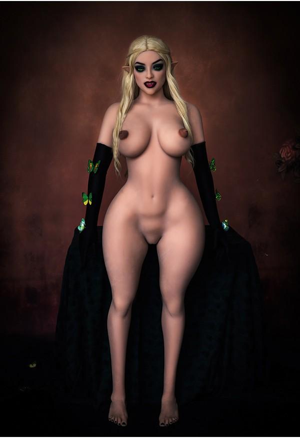veronica 165cm f cup fat butt elf sex doll
