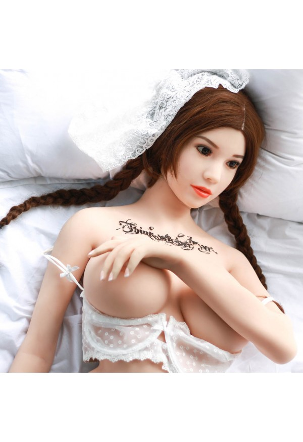 beth 165cm d cup busty young sex doll with tatoo