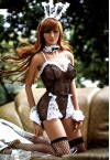 svetlana 165cm c cup perfect bunny girl real dolls