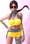saya 165cm c cup fashion model sex doll with small breast