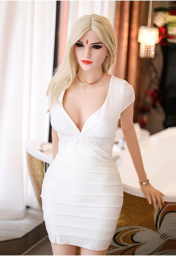 alika 165cm c cup elegant blonde sex dolls