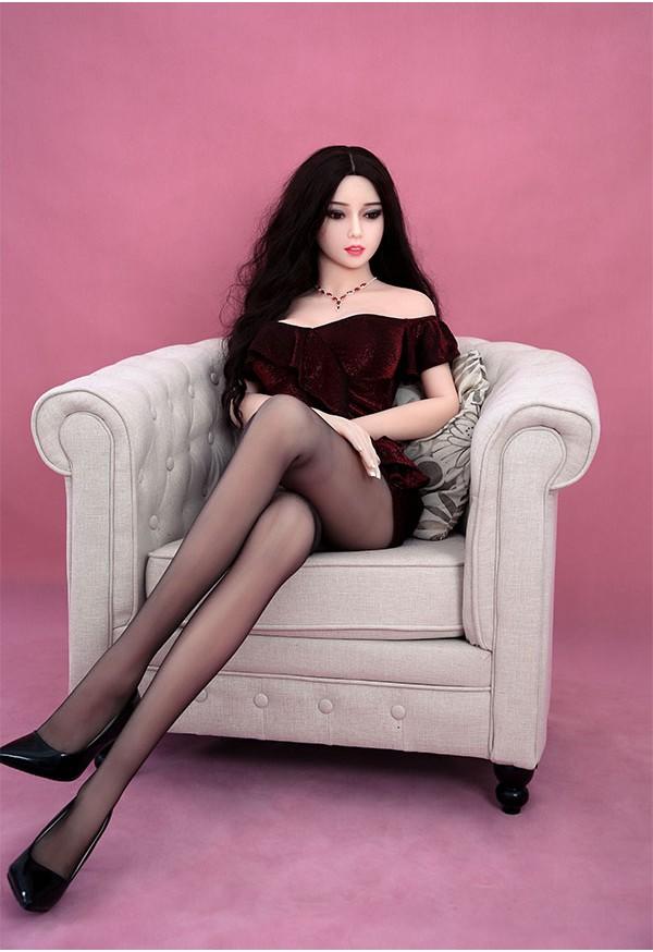 rachaela 165cm i cup sensual brunette love doll with huge boobs