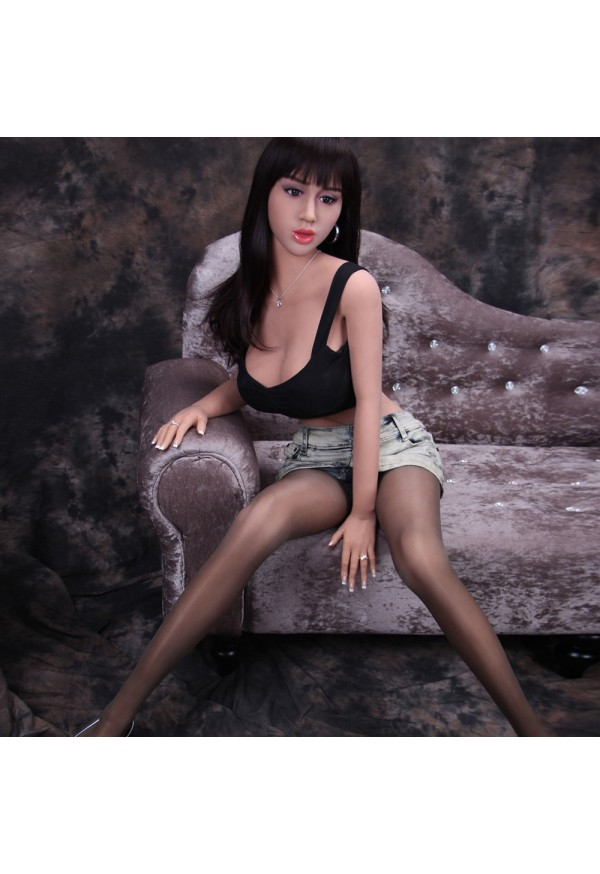 ayumi 165cm i cup sensual brunette love doll with huge breast