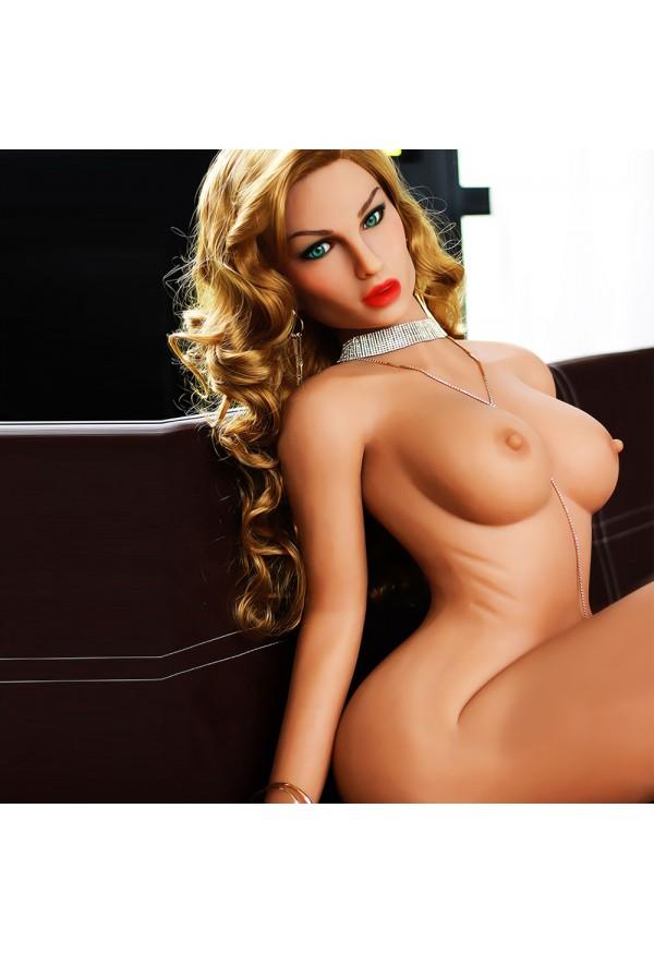 noelia 167cm c cup blonde big ass sex doll