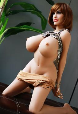 Kristelle 167cm L Cup Milf Huge Tits Sex Dolls