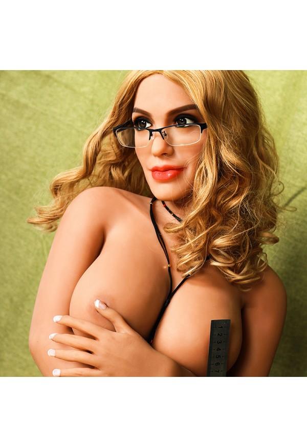 keyla 167cm d cup sexy blonde teacher milf tpe dolls