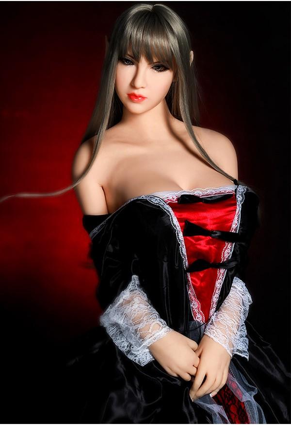 carrie elf 168cm h cup elf sex doll huge boobs