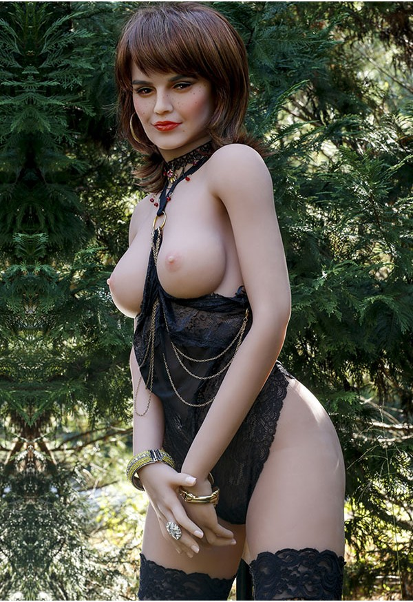 starpery katie 168cm c cup freckled pussy small breasts sex doll