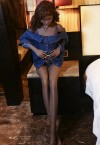 sanai 168cm a cup flat chested ebony sex doll