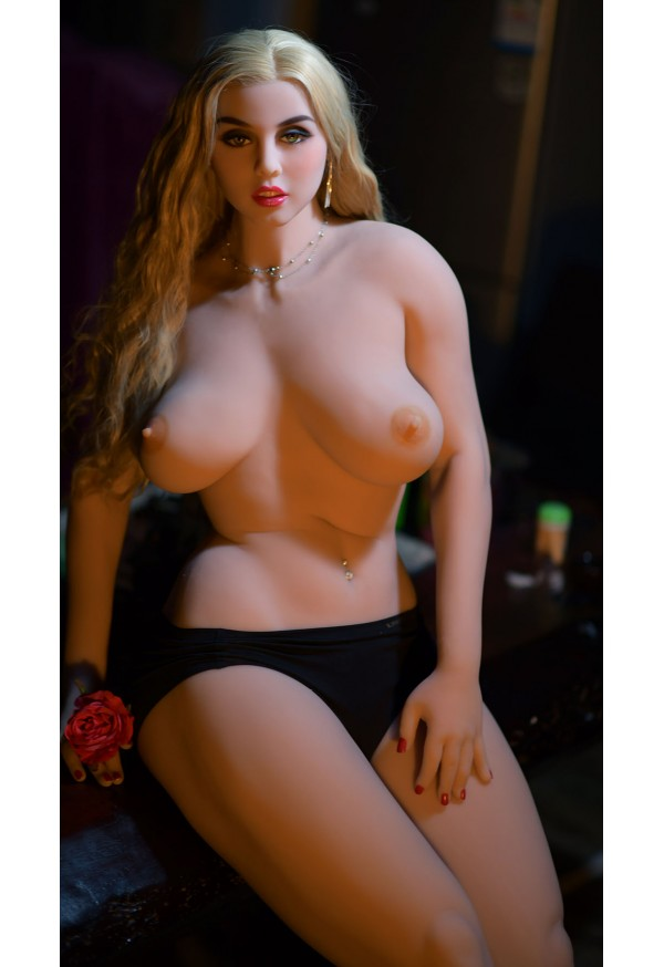jassy 169cm k cup east west breast love doll