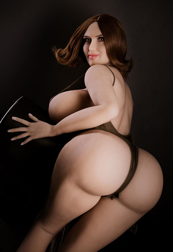 Myah 170cm l cup massive butt sex doll with huge boobs