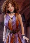 frissa 170cm d cup curly hair milf sex doll