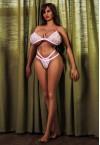 elaina 170cm l cup huge boobs curvy sex doll
