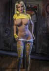 titty 174cm g cup mature sexy doll