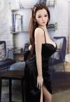 Sandra 158cm C Cup Premium Silicone Head with TPE Body