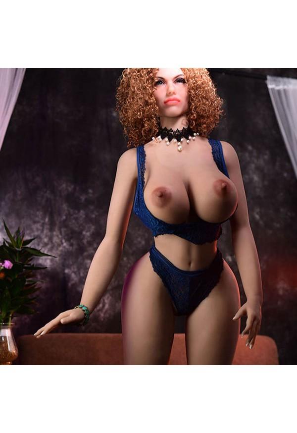 erica 159cm j cup blonde bouncing tits curvy sex dolls