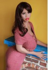 kristi 170cm l cup the best realistic sex doll with huge boobs